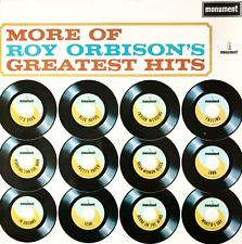 ROY ORBISON - More Of Roy Orbison's Greatest Hits (LP) (EX/EX-)