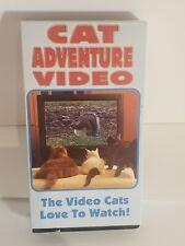 CAT ADVENTURE VIDEO Publishers Choice Video 1997
