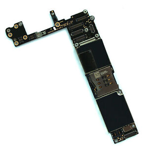 100% Genuine Apple iPhone 6 main board motherboard+SIM tray FOR PARTS & TESTING