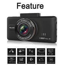 Newest Extreme-HD Night Vision GPS Logger Car DVR Dash Camera Video Recorder-US