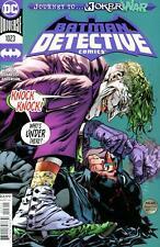 Detective Comics #1023 Cover A Brad Walker Joker War 7/7/20 Nm