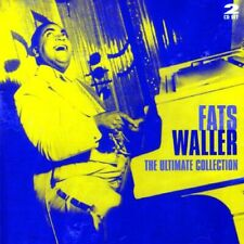 FATS WALLER: THE ULTIMATE COLLECTION – UK 2 CD SET (1997) 50 TRACKS / REMASTERED