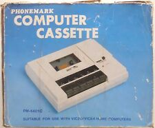 PHONEMARK COMPUTER CASSETTE PM-4401C FOR VIC 20/VIC64 HOME COMPUTER
