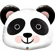 Chinese Panda Pandas Foil Balloons Party Ware Decoration Novelty Gift Helium