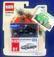 2020 Tomica Tomy - TOYOTA CROWN COMFORT - TAXI - Walmart Exclusive