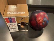 Storm Physix Bowling Ball 16lb NIB RARE!!!