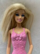 2012 Barbie Fairytale Easter Princess Doll Pink Sparks