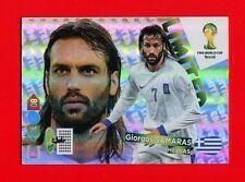 BRASIL 2014 - Adrenalyn Panini - Card Limited edition - SAMARAS - HELLAS