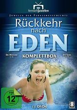 Rückkehr nach Eden - Komplettbox (Miniserie + Serie) 11 DVD NEU + OVP!
