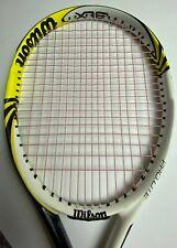 "Wilson Pro 26 Pro Lite 3lx Tennis Racket, 26"", 4"". Great Shape!  Fast Shipping"