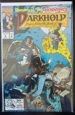 DARKHOLD #5 (1992 MARVEL Comics) ~ VF Book