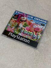 Official UK PlayStation 1 Magazine Demo 37 ~ 19 Vol 2 ~ Tombi ~ G-Darius ~ Ninja