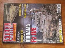 $$w Revue Steel Masters N°74 Pz IVE  Semovente 149/40  AB 41  8.8 cm FlaK 18