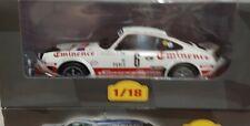 Porsche 911 Rally De Montecarlo Ixo 1/18