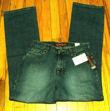 NWT Nautica Stretch Mid-rise Full Fit Boot Cut Jeans  - Size 6/31 - $59