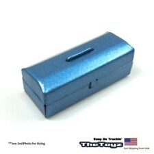 RC Scale Rock Crawler, Drift or Scale Garage Miniature Small Blue Toolbox G8131