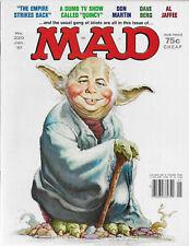 MAD MAGAZINE ISSUE # 220 Jan 1981  VG+