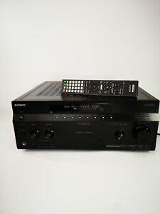 SONY STR - DA5400ES AV Receiver 120 Watt 7.1 Surround Sound with Remote