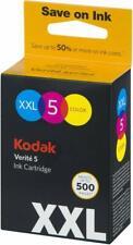 Kodak Verite 5 XXL Color Ink Cartridge New in Box