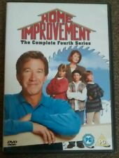 Home Improvement - Series 4 Four - Complete Fourth...(DVD, 2008, 3 Disc Set)