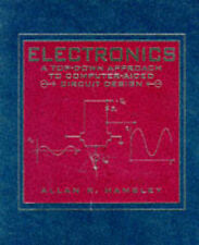 Electronics: A Top-Down Approach to Computer-Aided Circuit Design by Hambley, A