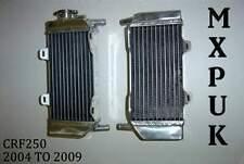CRF250 2009 RADIATORS MXPUK Radiator 2009 CRF 250 CRF250R (015)