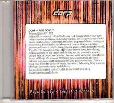 (BH470) Dorp, Pigs Do Fly - 2008 DJ CD