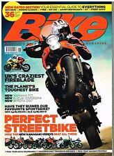 Bike Jun 2010 Bimota DB7 Kawasaki Versys GSX1250FA FZ1 Aprilia RSV4R RSV-R F4