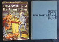 Victor Appleton II   Tom Swift and His Giant Robot   1954