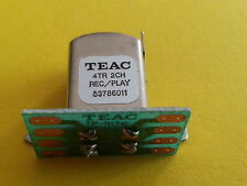 Indicadores REC/play head Reel to Reel TEAC tascam 5378601100 unused TEAC record Play