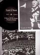 "LEGION OF DOOM - Same | limited Edition > 7"" Vinyl Single ,Booklet ,US-Punk"