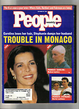 The O. J. Simpson Case A Year Later ~ People Weekly Magazine September 30,1996