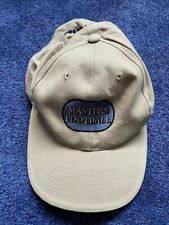 Masters Football Cap - One Size