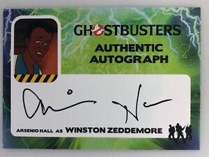 Cryptozoic 2016 Ghostbusters Movie Authentic Artist Autograph - Arsenio Hall