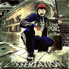 HANS SOLO - DISSERTATION   CD NEW+