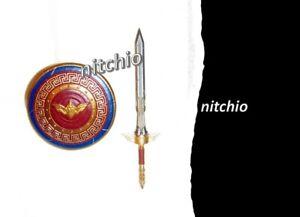 Mezco One:12 WONDER WOMAN – SHIELD & SWORD OF ATHENA