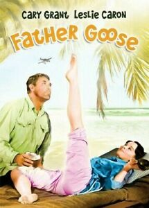 Father Goose DVD Cary Grant Brand New and Sealed Australia