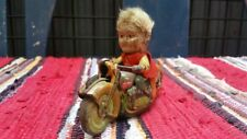 Motorcycle TOY Tinplate Vintage Rare From JAPAN Free shipping
