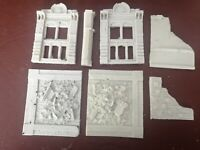 15mm 20mm RESIN RUINED BUILDING 8