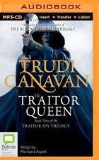 The Traitor Queen by Trudi Canavan (2014, MP3 CD, Unabridged)