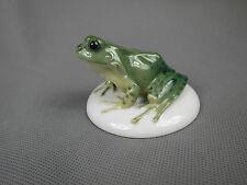 Rosenthal figuren DOROTHEA MOLDENHAUER - frosch frog