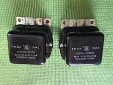Genuine American Bosch Voltage Regulator RTF 6A 2 ( Lot Of 2 )