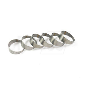 """Stainless Steel Exhaust Pie Cut Tight Radius 2.5"""" 3"""" 4"""" Clean & Ready To Weld"""