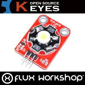Keyes 3W Warm White LED Module MD-094 3000K Arduino Raspberry Pi Flux Workshop