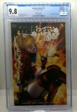 Harley Quinn 75 CGC 9.8 Kael Ngu DC Comics 2020