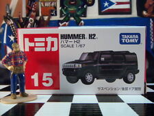 TOMICA #15 HUMMER H2 1/67 SCALE NEW IN BOX