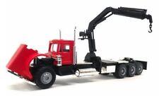 PROMOTEX 1/87 SCALE PETERBILT TRIPLE DRIVE DAY CAB MODEL | BN | 006373R