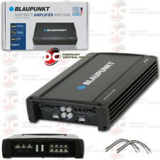 BLAUPUNKT AMP1604 CAR AUDIO 4 CHANNEL AMP AMPLIFIER 1500W MAX PEAK POWER