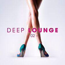 Deep Lounge 02 Neu OVP 2CDs 2015 Bonobo Crazy P