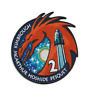 NASA Crew 2 Mission Embroidered Patch - Official Design
